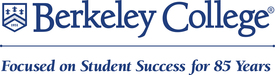 Berkeley College 85 Years Logo
