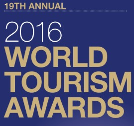 The World Tourism Awards logo
