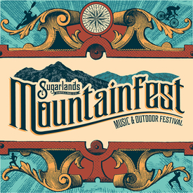 Sugarlands MountainFest logo