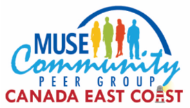 MUSE NS event logo